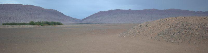 Fundplatz Yanghai, Turfan, Autonome Region der Uiguren Xinjiang, VR China (Foto: M. Wagner)