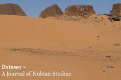 Dotawo_2019_6_1_Nubian Studies