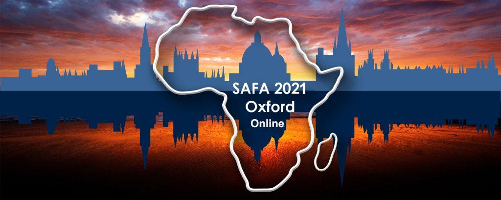 SAFA banner