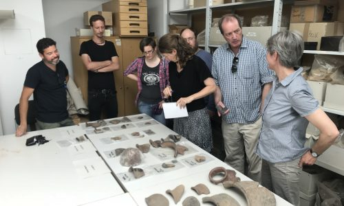 Ceramics discussions © Jörg Linstädter.
