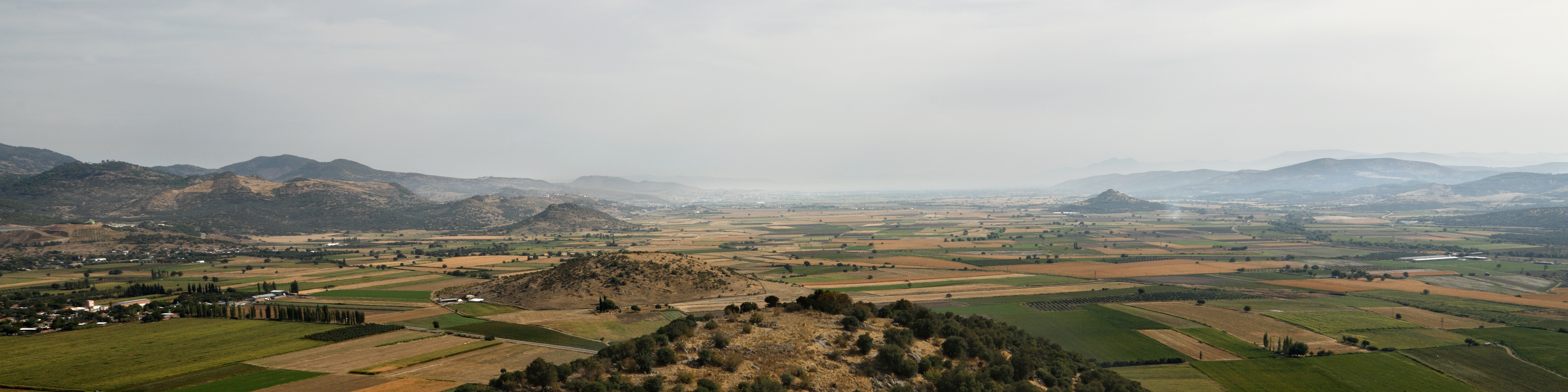 Pergamon Micro-Region