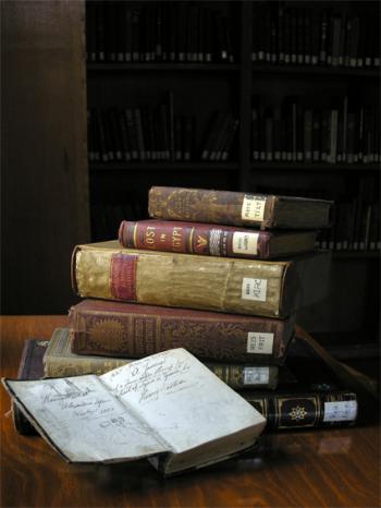 Historische Reiseliteratur im DAI Kairo