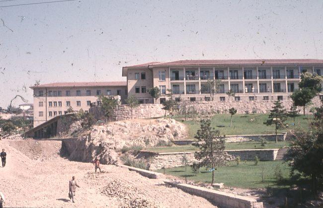 Eckstein, Çocuk Hastanesi'nin Hazırlanışı, 1958 civarı
