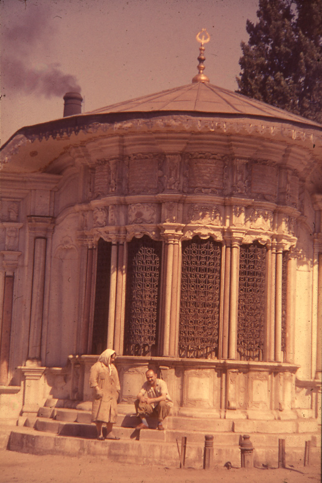 E. Eckstein, Valide Mihrişah Sultan Sebili, Eyüp