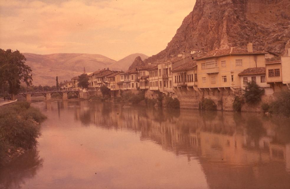 E. Eckstein, Amasya
