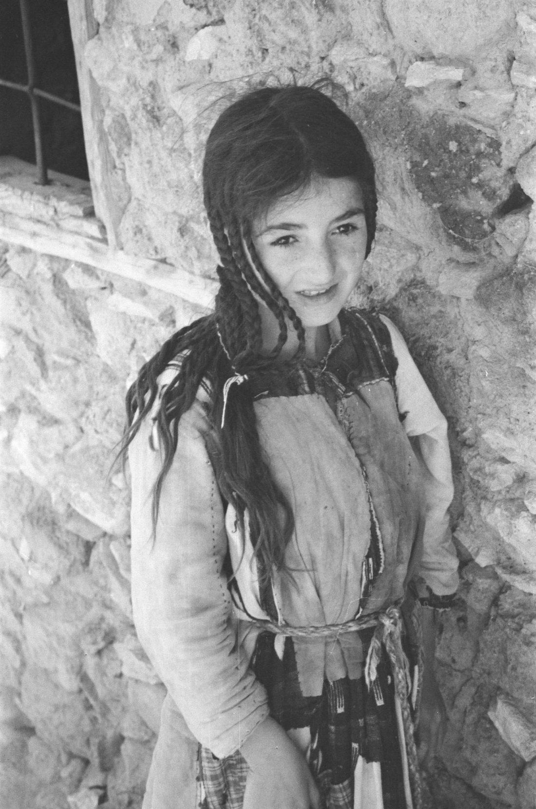 A. Eckstein, Kız Çocuǧu, Niǧde,1937