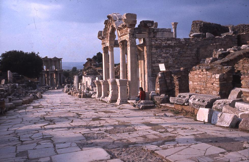 E. Eckstein, Efes, 1980