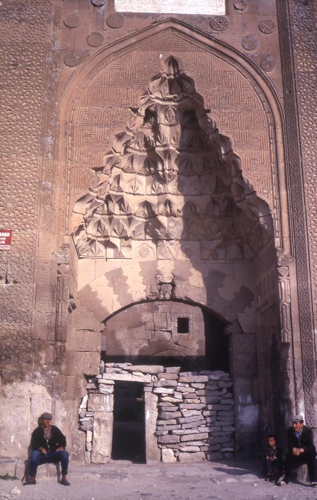 E. Eckstein, Aksaray Sultanhanı