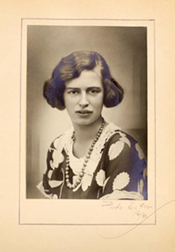 Erna Eckstein 1931