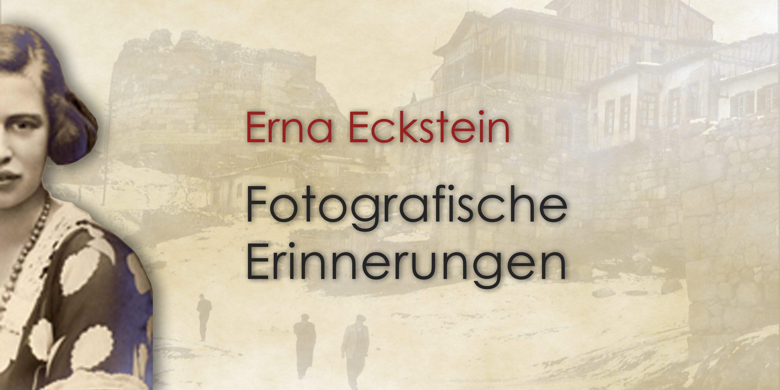 Erna Eckstein Cover