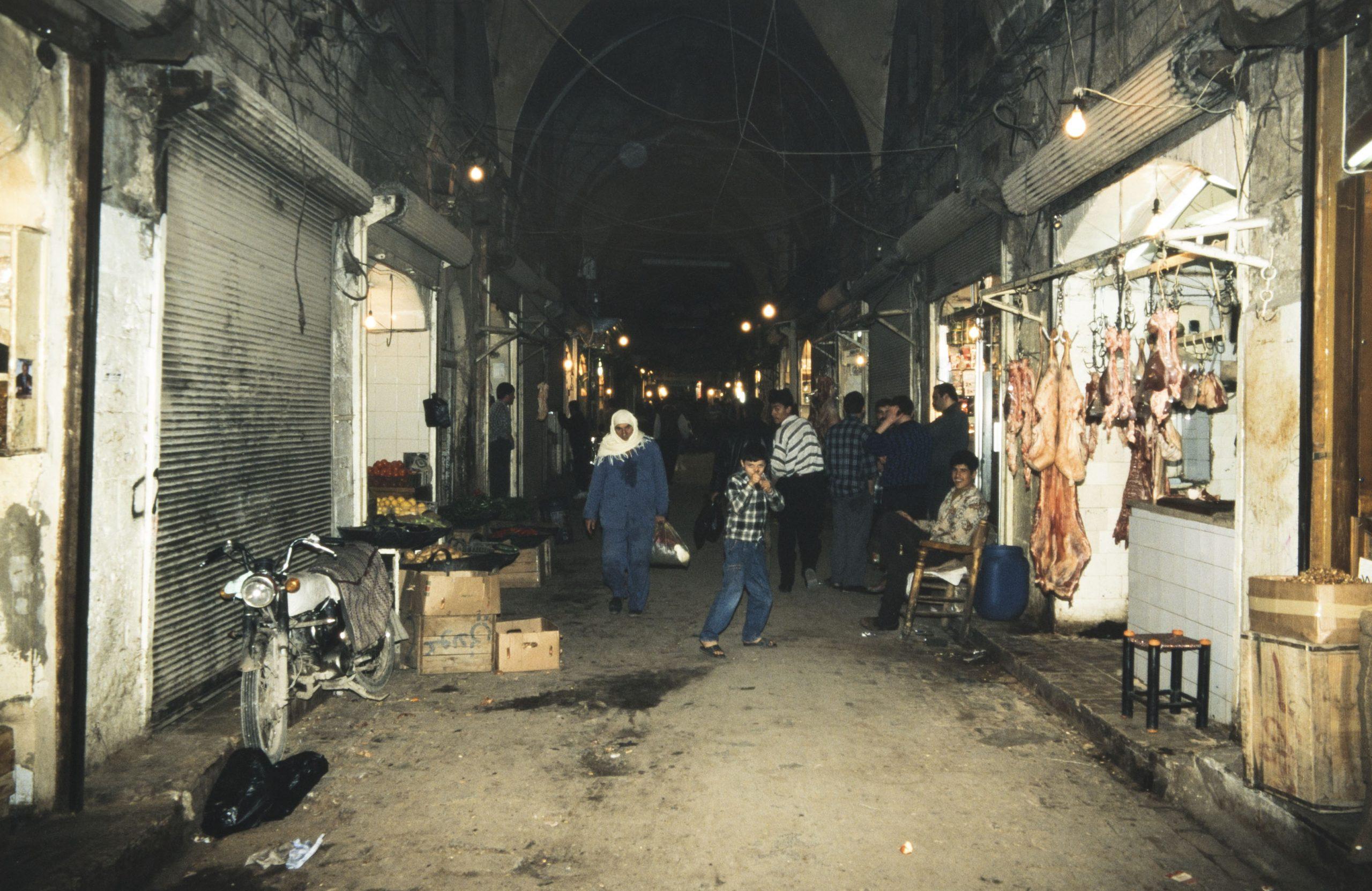 Syria - Aleppo – Suq / 1999 / D-DAI-IST-FP-03827
