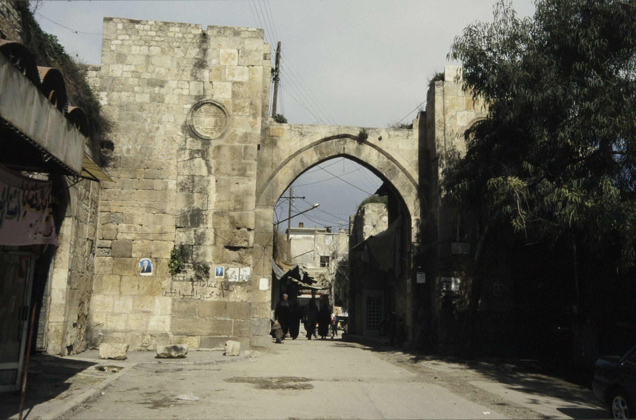 Syria - Aleppo – Bab al-Makam / 1999 / D-DAI-IST-FP-04020