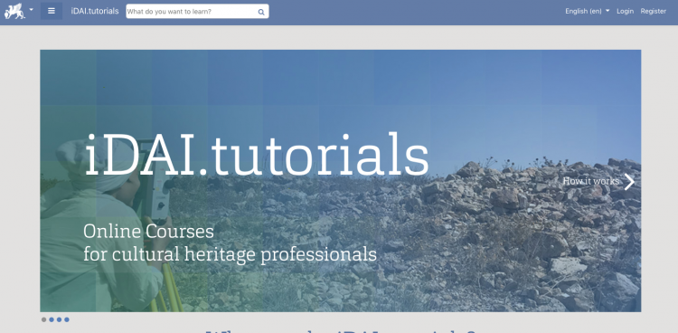 iDAI.tutorials